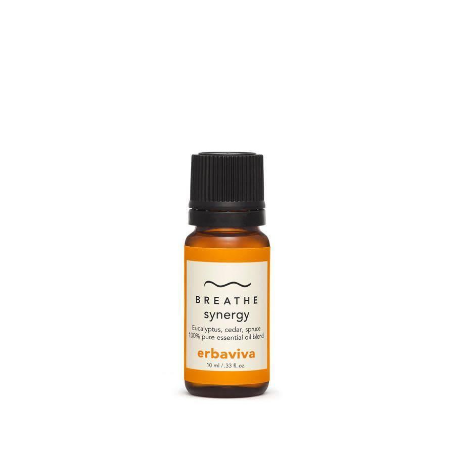 Erbaviva Breathe Synergy Essential Oil - 10ml