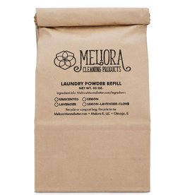 Meliora Meliora Laundry Powder Refill, 64 Loads Unscented - 35 oz.