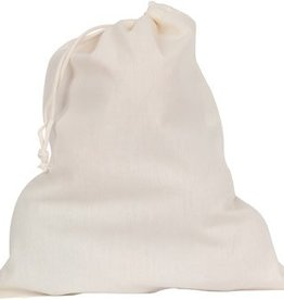 "Eco Bags Organic Cloth Bulk & Produce Bag, Medium, 10""x12"""