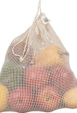 Eco Bags Organic Mesh Produce Bag, Large