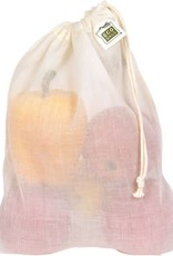 "Eco Bags Gauze Produce Bag, Medium 8.5"" x 11"""