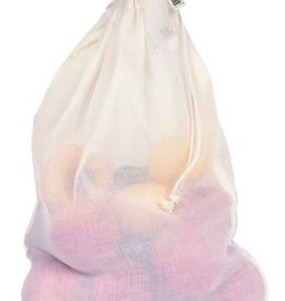 "Eco Bags Gauze Produce Bag, Large 13"" x 17"""