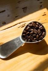 Planetary Design Coffee Scoop, Stainless Steel 2 Tbsp.