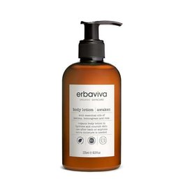 Erbaviva Awaken Body Lotion,  235ml / 8 fl. oz.