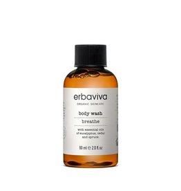 Erbaviva Breathe Body Wash, Travel - 60ml / 2 fl. oz.