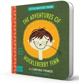 Baby Lit Adventures of Huckleberry Finn Board Book