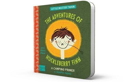 Baby Lit Adventures of Huckleberry Finn Board Book