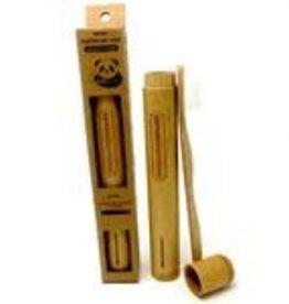 Senzabamboo Toothbrush Case