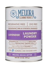 Meliora Meliora Laundry Powder, 64 Loads Lavender - 35 oz.