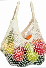 Eco Bags Organic String Market Tote Handle, Natural