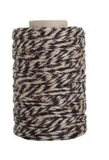 Burstenhaus Redecker Flax Yarn - Black