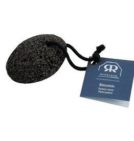 Burstenhaus Redecker Pumice Stone, Natural Lava - Black