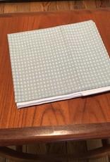 "Coyuchi Waffle Organic Kitchen Towel, 20"" x 30"" - Gray"