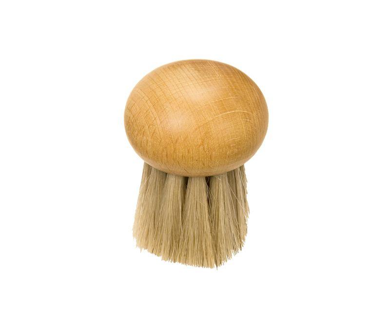Burstenhaus Redecker Mushroom Brush, Round