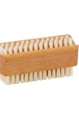 Burstenhaus Redecker Nail Brush, Two-Sided, Light Bristle