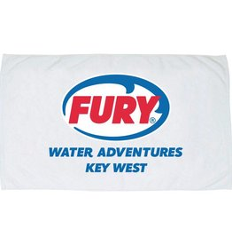 Toxic Tees Fury Towel