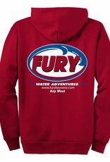 Red Fury Jacket