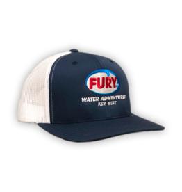 Navy Fury Snapback