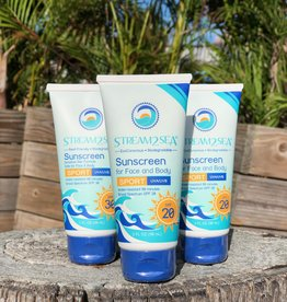 Stream2Sea Reef Safe Sunscreen SPF 20