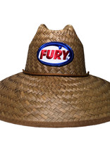 Fury Straw Hat