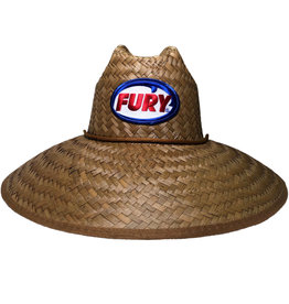 Fury Straw Hat