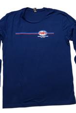 Fury LS Royal T-Shirt