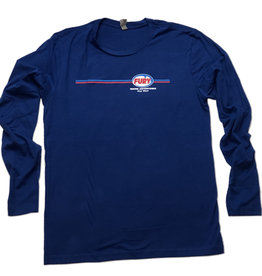 Fury LS Royal T-Shirt