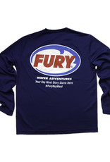 Fury LS Royal Dri-Fit