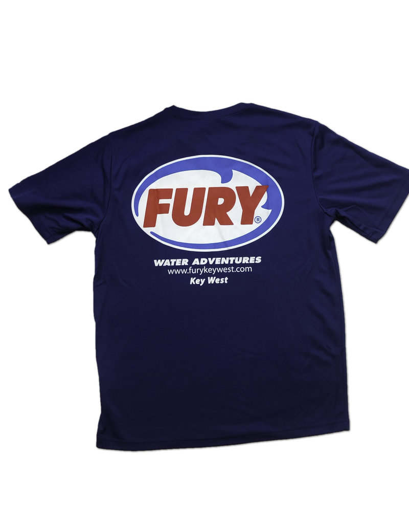 Fury SS Royal Dri-Fit