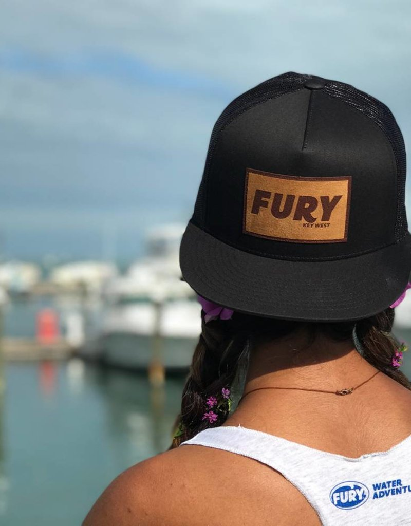 Yesterdays Sportswear Fury Trucker Hat