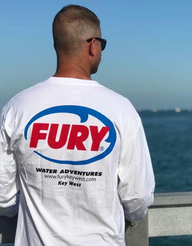Next Level Fury Crew Long Sleeve