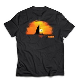 Fury Sunset Sail T-shirt