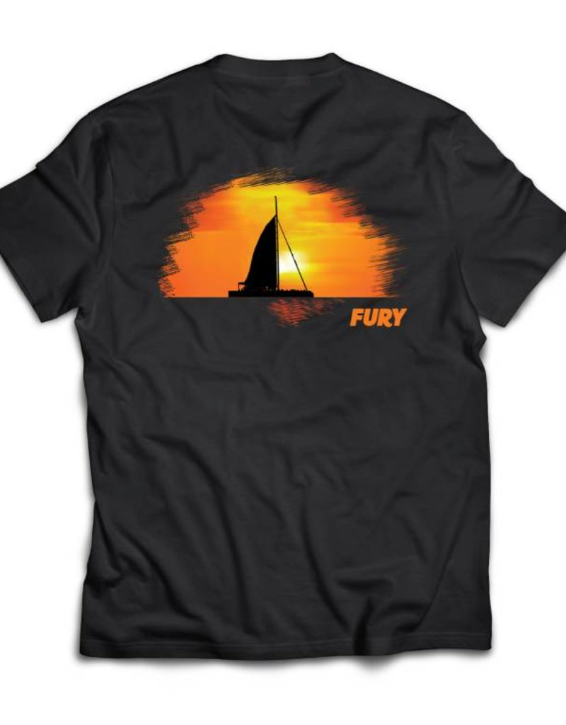 Fury Sunset Sail
