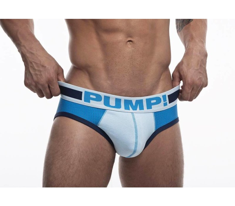 True Blue Brief