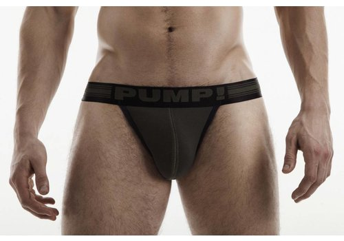 PUMP! Military Free-Fit Jock
