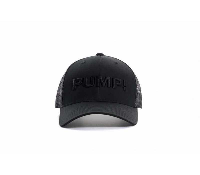 All Black Ball Cap