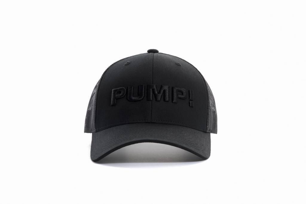 All Black Ball Cap - PUMP! Underwear 86f7487fe80