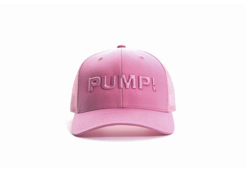 PUMP! All Pink Ball Cap