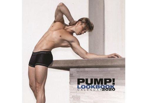 PUMP! Lookbook Calendar 2020
