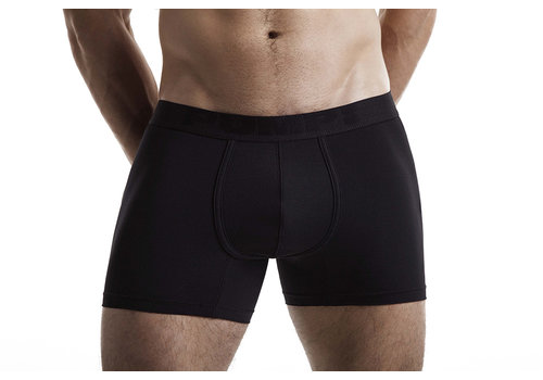 PUMP! Black Cooldown Boxer