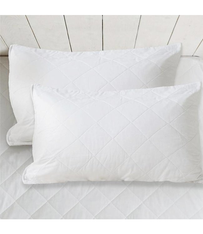 PURE SILK PILLOW PROTECTOR (MP12)
