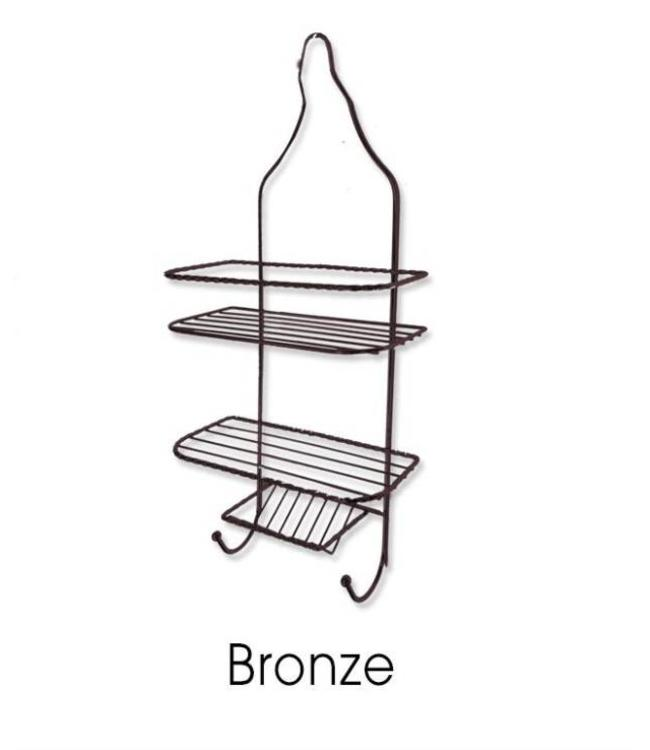SANDRA VENDETTI *SHOWER CADDY BRONZE (MP12)