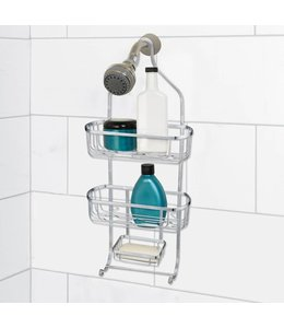 SANDRA VENDETTI JUMBO SHOWER CADDY BRONZE (MP6)