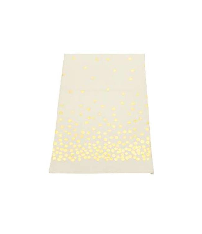 HOLIDAY LIGHTS RUNNER GOLD 13X72""