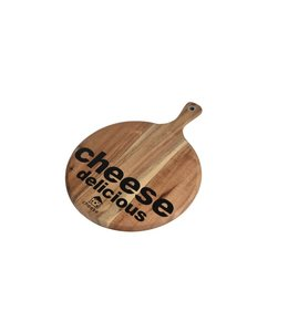 A LA CUISINE ACACIA ROUND CHEESE BOARD (MP12)