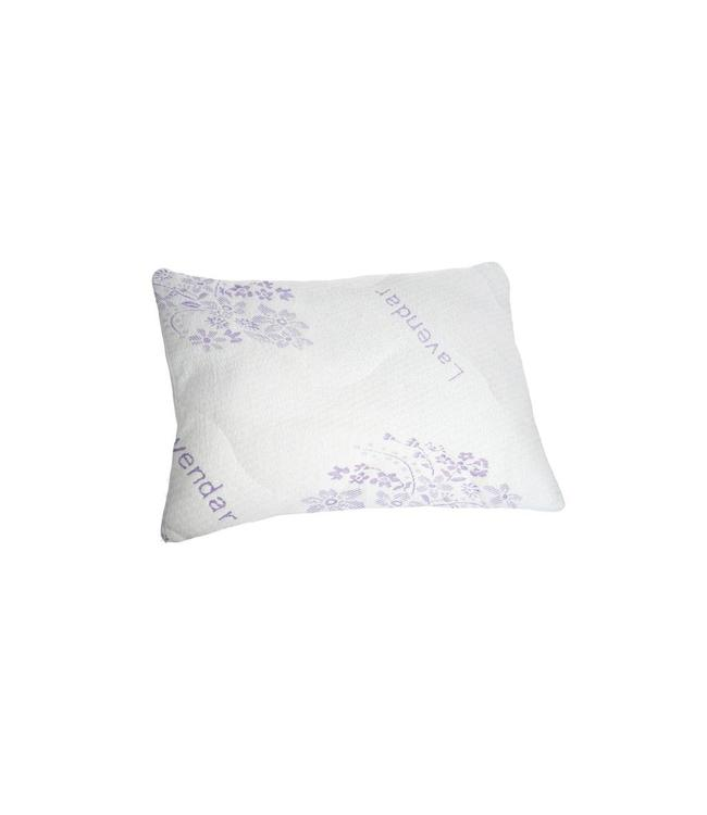 W HOME LAVANDER INFUSED PILLOW PROTECTOR WHITE (MP12)