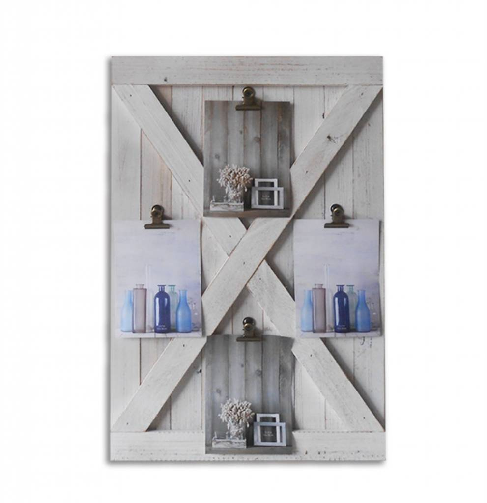 Maison Condelle Barn Door Photo Clip Board 24x16 Quot Mp6