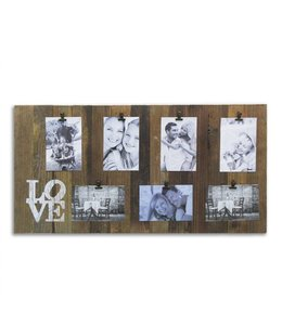 "MAISON CONDELLE LOVE PHOTO CLIP BOARD 18X28"" (MP6)"