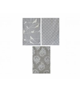 *JACQUARD TOWELS