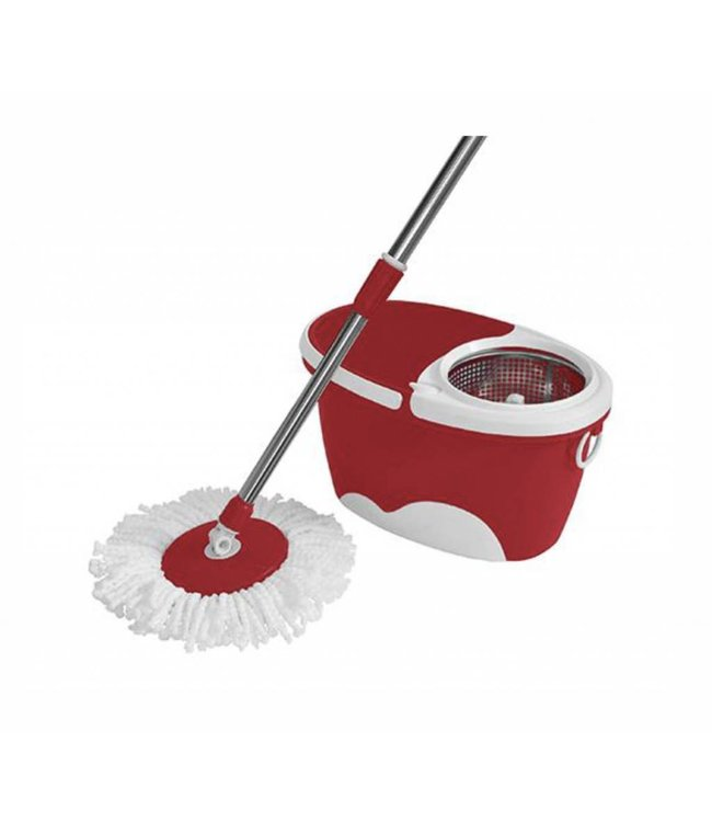 STUDIO 707 CYCLONE SPIN MOP w/7L BUCKET (MP4)